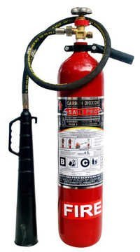4.5KG Co2 Fire Extinguisher