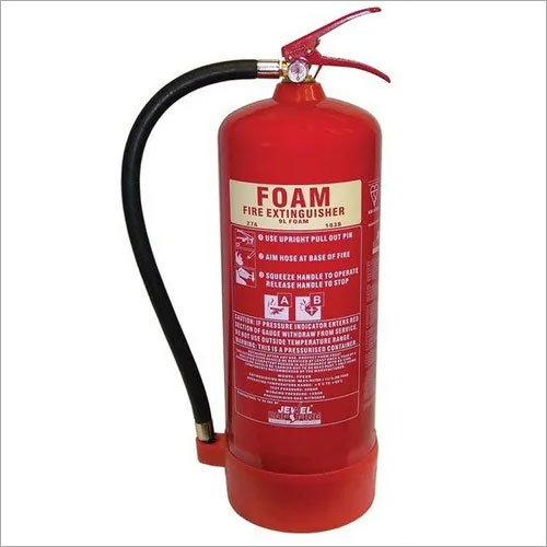 9LTRS Foam Fire Extinguisher