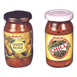 Lemon&Chilli Pickles