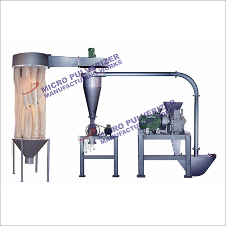 Pulverizer with Pneumatic System