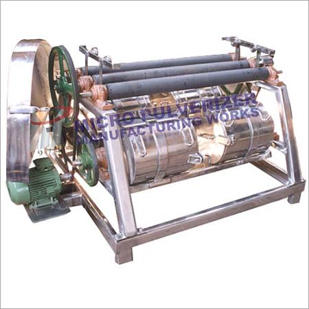 Jar Mill Machine