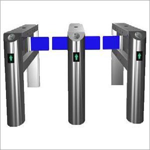 Steel Gate Barrier