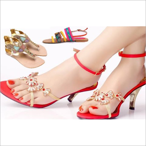 Ladies Fancy Footwear