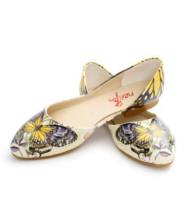 Ladies Shoes Printing Service