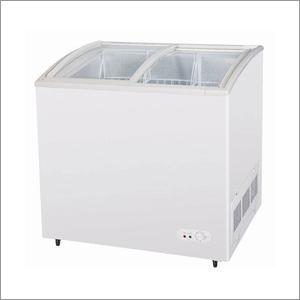 Glass Top Refrigerator