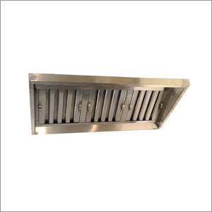 Kitchen canteen Exhaust Hood