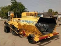 Wet Mix Paver Finisher