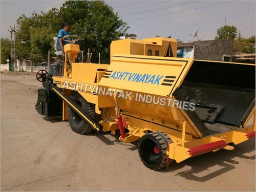 Road Paver Finishing Machines