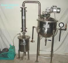 Flash Evaporator Vacuum Pan