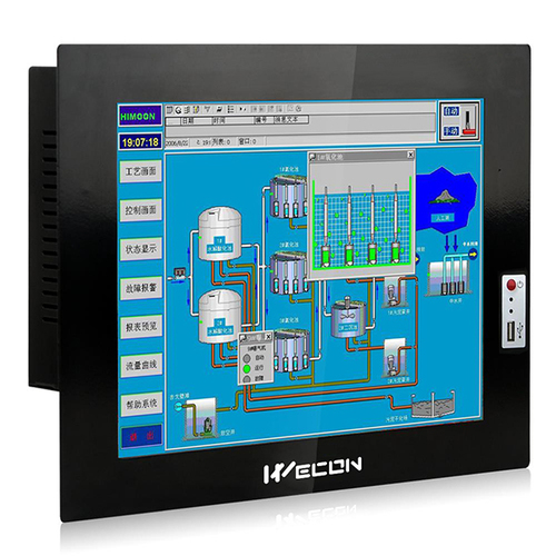 12 inch industrial pc,WPC-120403A