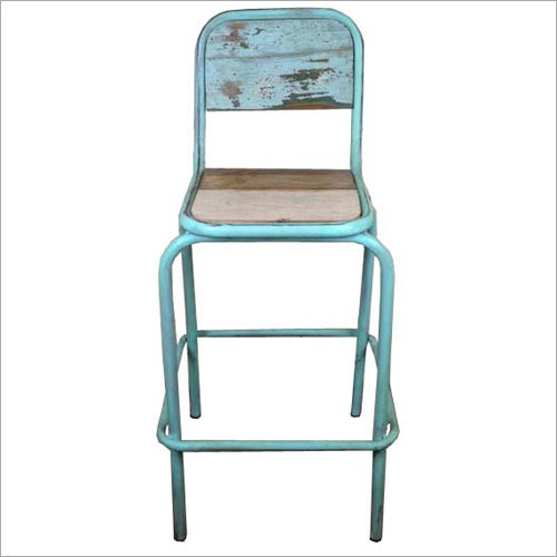 Kitchi Bar chair Turq