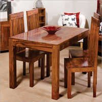 Cube Dining Set 4Str