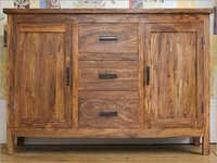 Brook Cabinet 2 Door, 3 Drawer