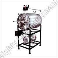 Horizontal Type Autoclave