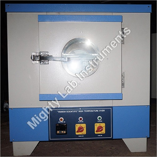 High Temperature Hot Air Oven