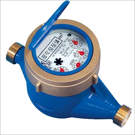 Automatic Water Meter