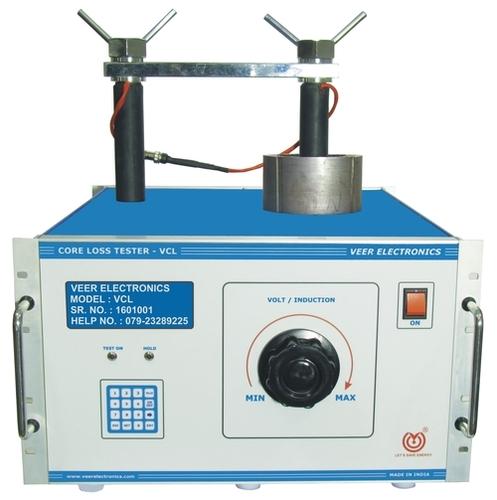 Digital Toroidal Core Tester