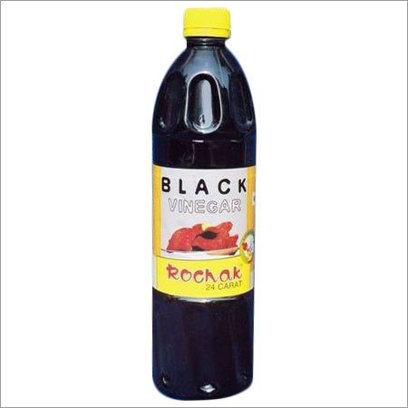BLACK VINEGAR (NON FRUIT VINEGAR WITH CARAMEL)