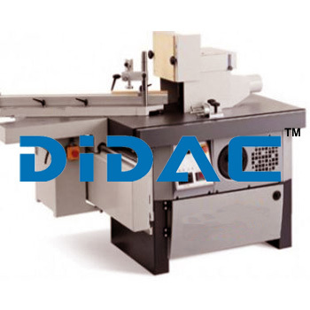 Spindle Moulder Fixed Shaft Side Tenoning Table