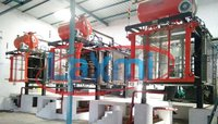 Semi Automatic Shape Moulding Machine