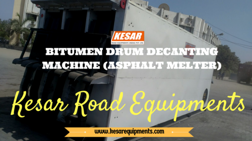 Asphalt Drum Melter