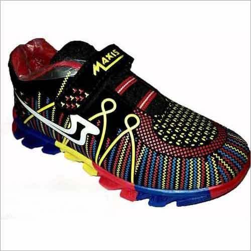 PU Sole Kids Shoes
