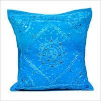 Blue Mirror Embroidered Decorative Sofa Bohemian Pillow Cushion Throw Cover Pillow Case 16