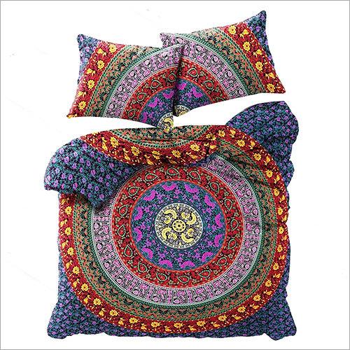 Exclusive Badmeri Mandala Duvet Cover With Pillowcases