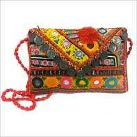 Handmade Banjara Clutch Sling Bags