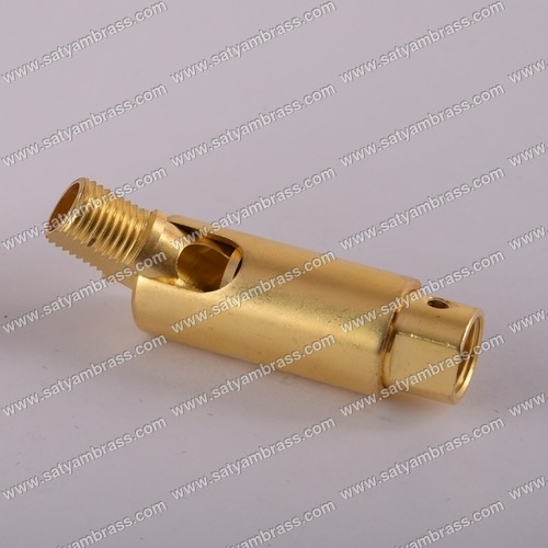 Brass Adjustable 90° Swivel