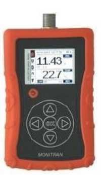 High Performance Vibration Meter VM220