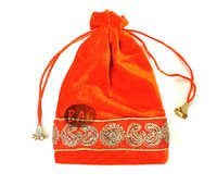 Drawstring Potli Gift Bag