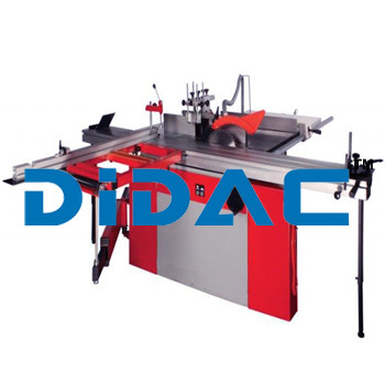 Circular Saw And Spindle Shaper Combination