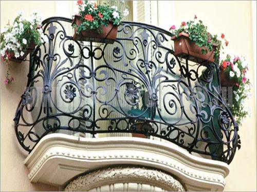 Kovaniy Designer Balcony Railings