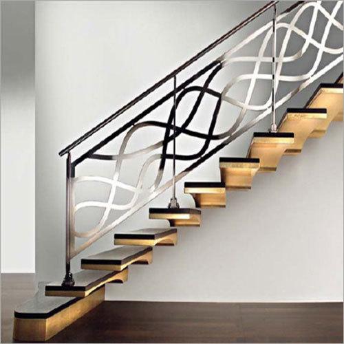 Desain Tangga Modern Designer Handrail