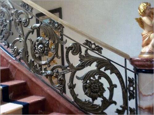 Designer Staircase Railing