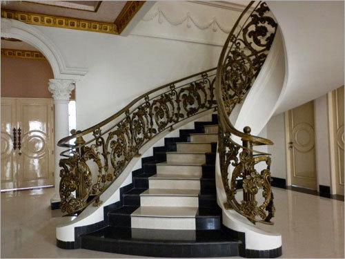 Stylish Staircase Railing