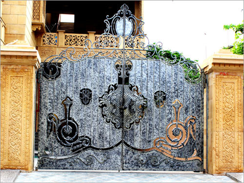 Iron Main Gates