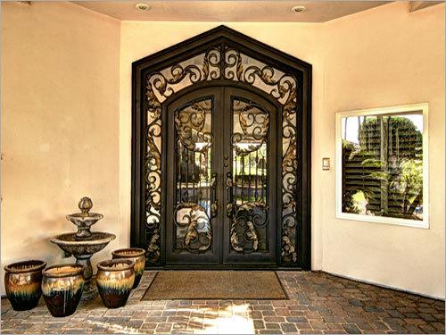 Designer Metal Doors
