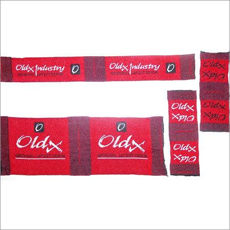 Textile Woven Main Label