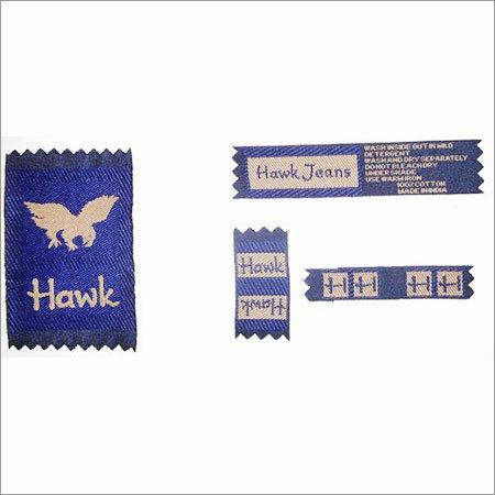 Textile Woven Main Label1