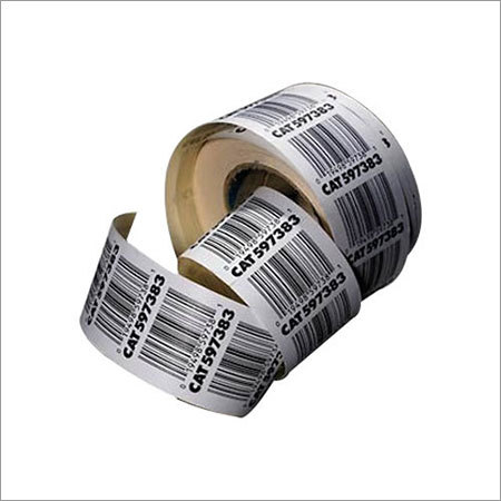 Barcode Plain Label
