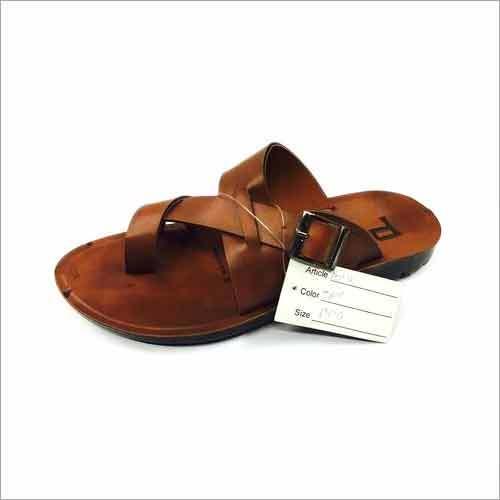 Stylish Men's PU Slippers