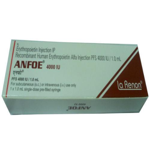 Erythropoietin Alpha Human Injection