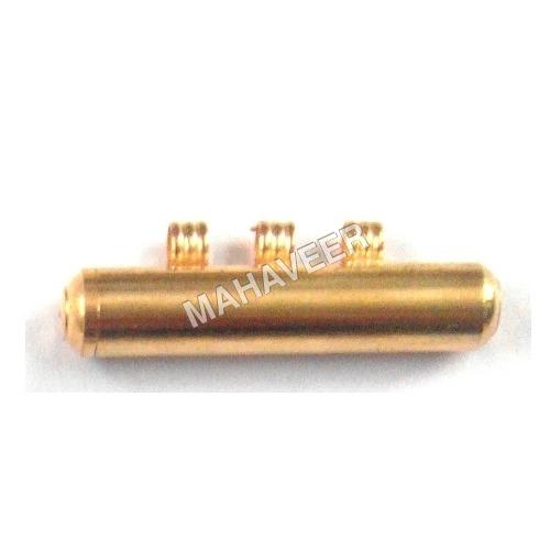 Brass Amulet Pendant