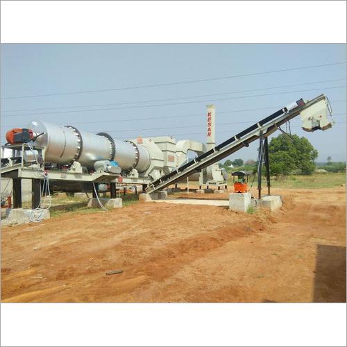 Asphalt Drum Plant Capacity: 20 To 120 T/Hr
