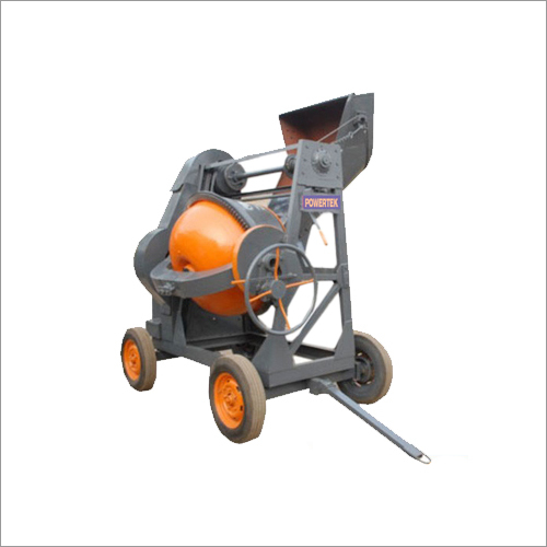 5HP Hydraulic Concreat Mixer Machine