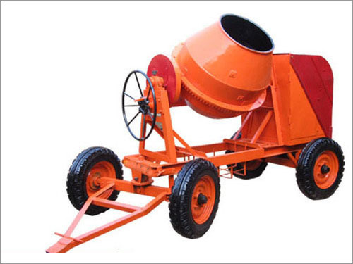 Concrete Mixer Machine H Type