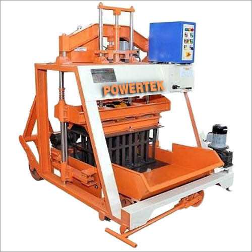 High Pressure Concrete Block Machines