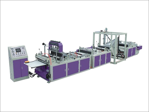 PWT-580Non Woven Bag Making Machine